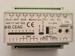 CEAG DLS/3PH-BUS. Зворотній модуль. Новий