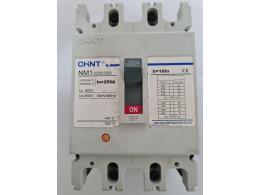 CHINT NM1-225S/3300. Автоматичний вимикач. Вживаний