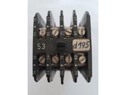 Siemens 3TA63 08-7Q. Пускач 10А з котушкою 220В. Вживаний