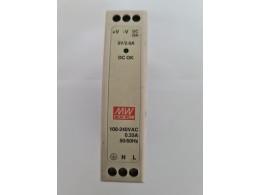 MEAN WELL MDR-10-5. Блок живлення на 2А. Вживаний