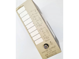 Siemens  6ES5 470-8MA12. Аналоговий модуль на 2 вихода. Вживаний
