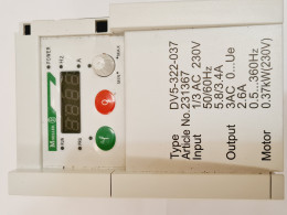 Moeller DV5-322-037. Частотний перетворювач. 0,37Kw 220V. Новий