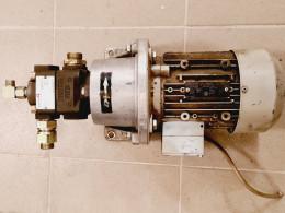 BUCHER QXV22-008R, Siemens UD 10001/71624 762-24. Гідронасос на 0,86Кw. Вживаний