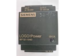 Siemens LOGO 6EP1321-1SH03. Блок живлення. Вживаний