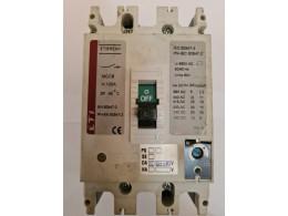 ETI MCCB. Автоматичний вимикач на 100А. Вживаний