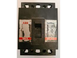ABB SR100. Автоматичний вимикач на 100А. Вживаний