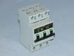 Автоматичний вимикач, AEG, ELFA E83 C4. Вживаний.