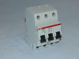 Автоматичний вимикач, ABB, S243A B10. Вживаний.