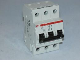 Автоматичний вимикач, ABB, S263 B10. Вживаний.