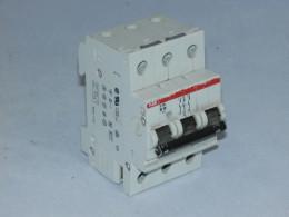 Автоматичний вимикач, ABB, S263 B16. Вживаний.