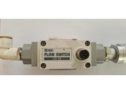SMC PF2A511-F03-2. Вимірювач потоку повітря. Вживаний