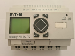 Eaton 721-DC-TC. Програмоване реле. Вживаний