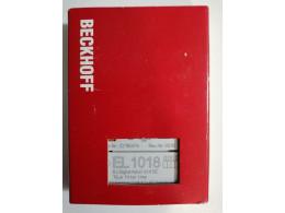 Beckhoff EL1018 модуль 8-ми цифрових входів , Новий