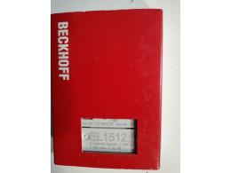 Beckhoff EL1512 Модуль EtherCAT з лічильником