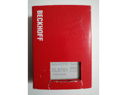 BECKHOFF EL6751, інтерфейсний модуль, Новий