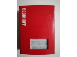BECKHOFF EL7041, Модуль EtherCAT. Новий