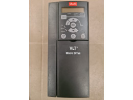 DANFOSS VLT FC-051P7K5T4E20H3BXCXXXSXXX. Частотний перетворювач на 7,5кВт 380В. Вживаний