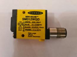 BANNER SM312WQD. Оптичний датчик. Вживаний