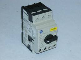 Автомат захисту двигуна ALLEN-BRADLEY, 1.6-2.5А, 140-M-C2E-B255. Вживаний