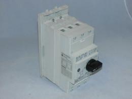 Автомат захисту двигуна ALLEN-BRADLEY, 40-63А, CAT140-CMN-6300SERC. Вживаний