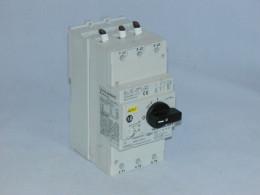 Автомат захисту двигуна ALLEN-BRADLEY, 40-63А, CAT140-CMN-6300SERD. Вживаний