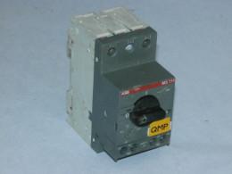 Автомат захисту двигуна ABB, 1.6-2.5А, MS116. Вживаний