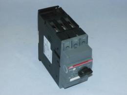 Автомат захисту двигуна ABB, 28-40А, MS450. Вживаний