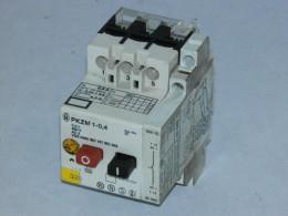 Автомат захисту двигуна MOELLER, 0.32-0.4А, PKZM1-0.4. Вживаний