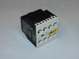 Доп. контакти для контактора EATON, 2NO+2NC, DILA-XHI22. Вживаний