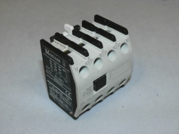 Доп. контакти для контактора MOELLER, 2NO+2NC, DILM150-XHI22. Вживаний
