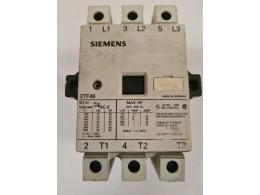 SIEMENS 3TF48. Контактор на 100А з котушкою на 230В. Вживаний