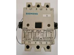 SIEMENS 3TF48. Контактор на 100А з котушкою на 110В. Вживаний
