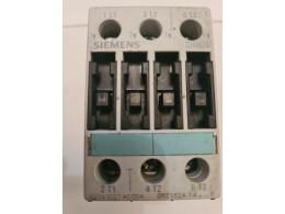 Siemens 3RT1024-1A. Контактор на 5,5кВт з котушкою 220В. Вживаний
