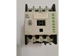 Moller DIL R22, R31, R40. Контактор на 4кВт з котушкою 220В. Вживаний