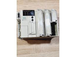 SCHNEIDER MEDICON TSX 3722001+TSX DMZ28DT - 2шт + TSX DSZ08T2. Контролер з модулями розширення. Вживаний