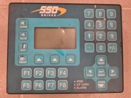 Parker SSD DRIVES TS8003. Панель оператора. Вживаний
