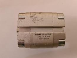 Festo ADVU-25-10-P-A. Пневмоциліндр. Вживаний