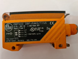 IFM OBF-500 OBF-FAKG/T/US. Оптоволоконний підсилювач. Вживаний