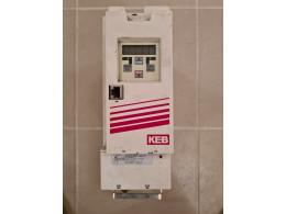 KEB 10F5H1D-3A0A. Частотний перетворювач 2.2 кВт 380В. Вживаний