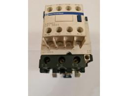 Telemecanique LC1 D50. Пускач на 50А з котушкою на 220В. Вживаний