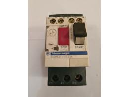 Telemecanique GV2-ME21/17-23A. Автомат захисту двигуна 17-23А. Вживаний
