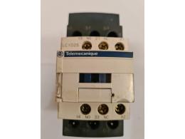 Telemecanique LC1D25. Пускач на 25А з котушкою на 220В. Вживаний