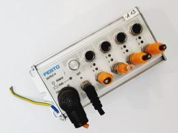 FESTO CP-A08-M12-5POL. Модуль СР. Вживаний
