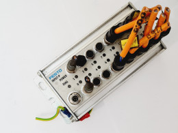 FESTO CP-A08-M8. Модуль CP. Вживаний