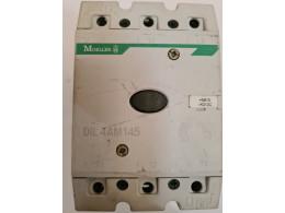 Moeller DIL 4AM 145. Контактор на 145А з котушкою 220V. Вживаний