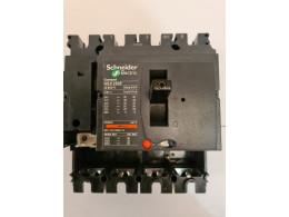 Schneider NSX250F. Автоматичний вимикач на 250А. Новий