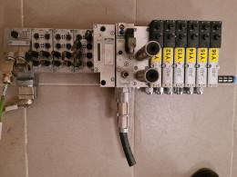 FESTO VABF-S6-1-P5A4-G12-4-1-P. Пневмоострів. Вживаний